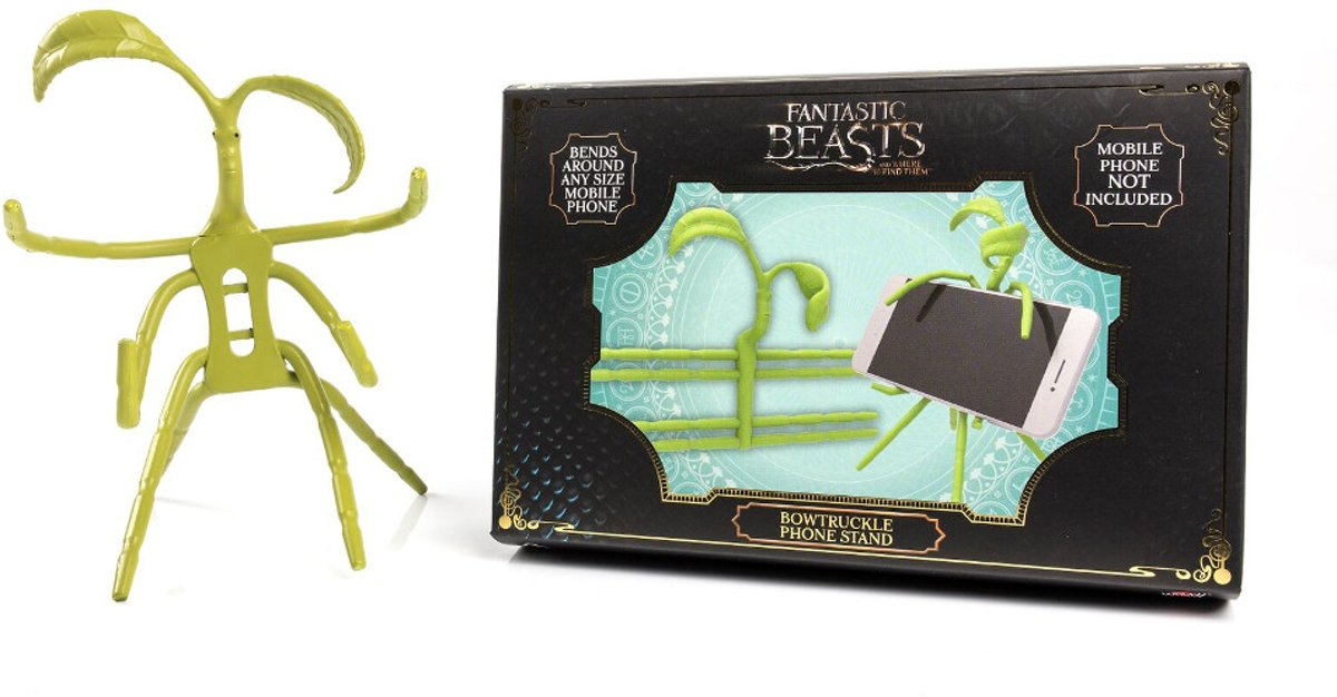 Fantastic Beasts Bowtruckle Picket Phone stand