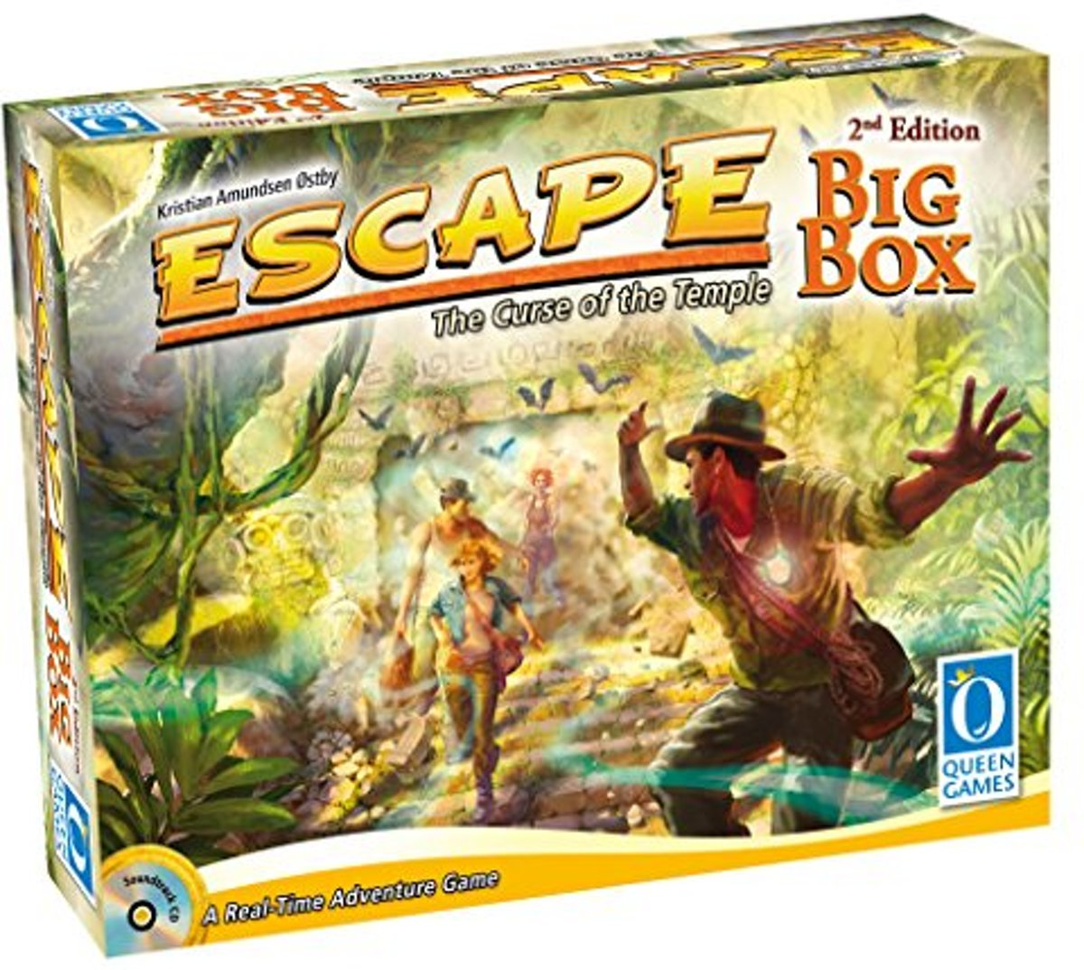 Escape: The Curse of the Temple Big Box 2