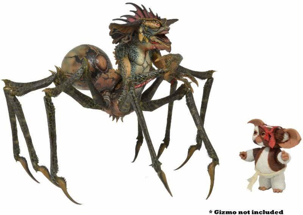 Gremlins 2: Spider Gremlin 10 inch Deluxe Action F