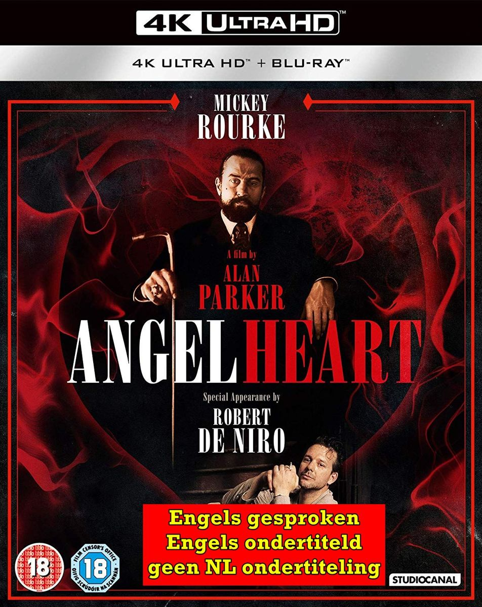 Angel Heart 4K (2019 Brand new 4K restoration)-