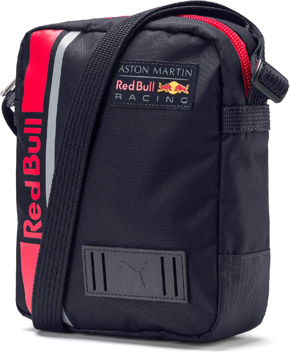 PUMA Red Bull Racing Replica Portable Tas Dames - Night Sky