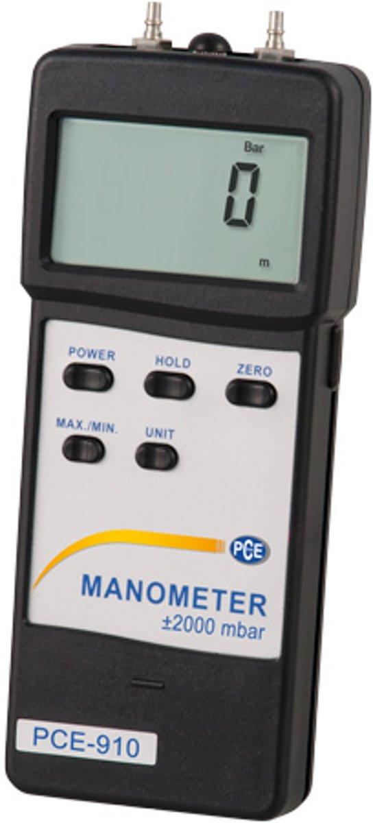 Manometer PCE-910