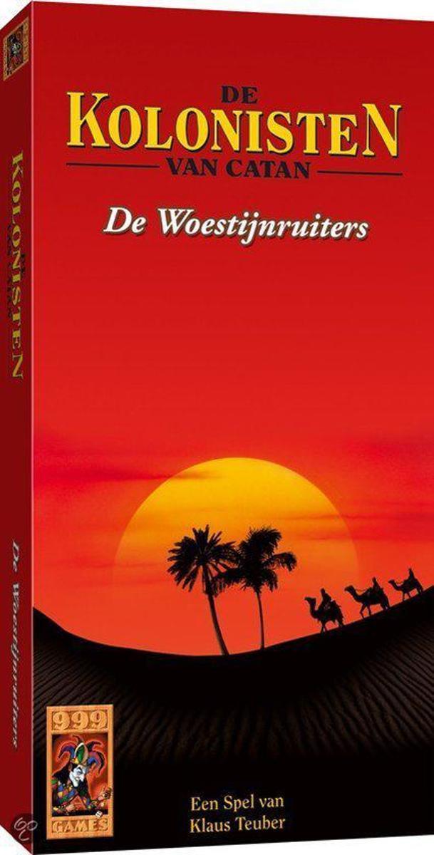"""Kolonisten van Catan: scenario """"De Woestijnruiters"""