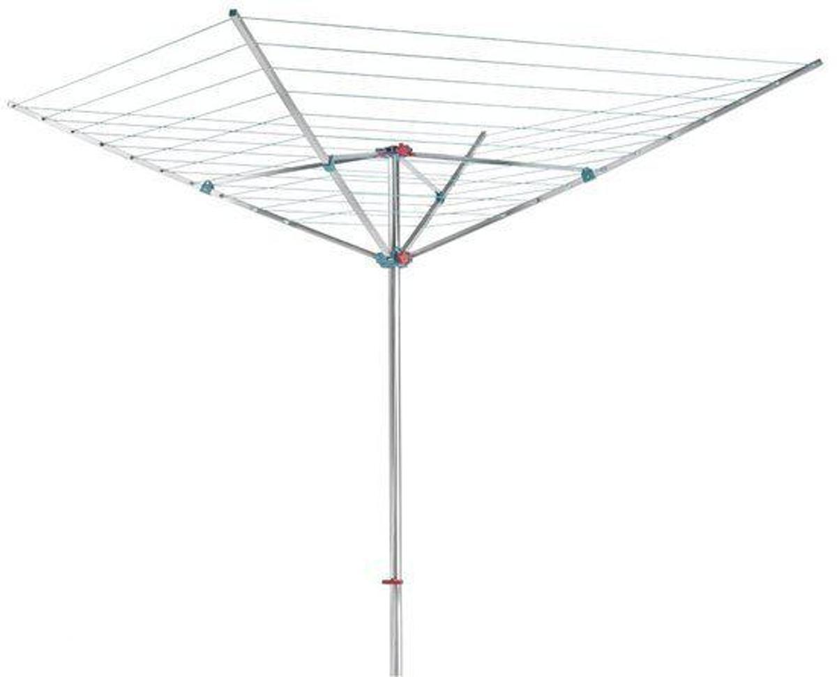 Tomado Metaltex - Météor - Droogmolen - met Voet - 60 m - Aluminium kopen