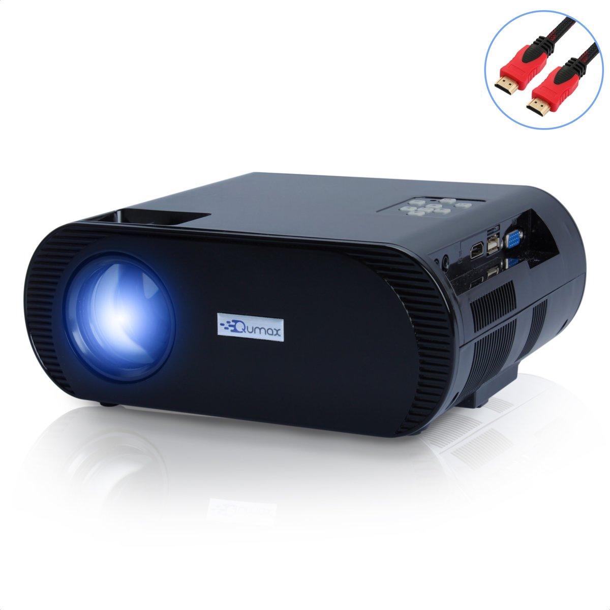 Mini beamer - Pocket projector - compact en draagbare beamer - HD kopen