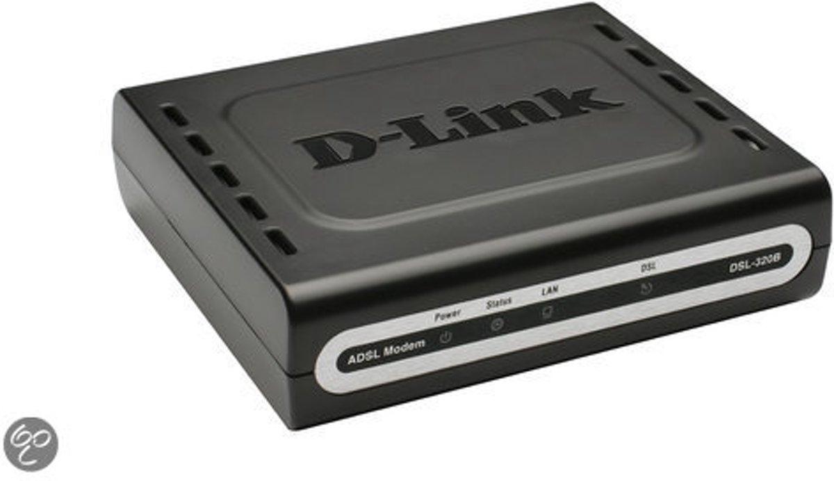 D-Link DSL-320B - Router kopen