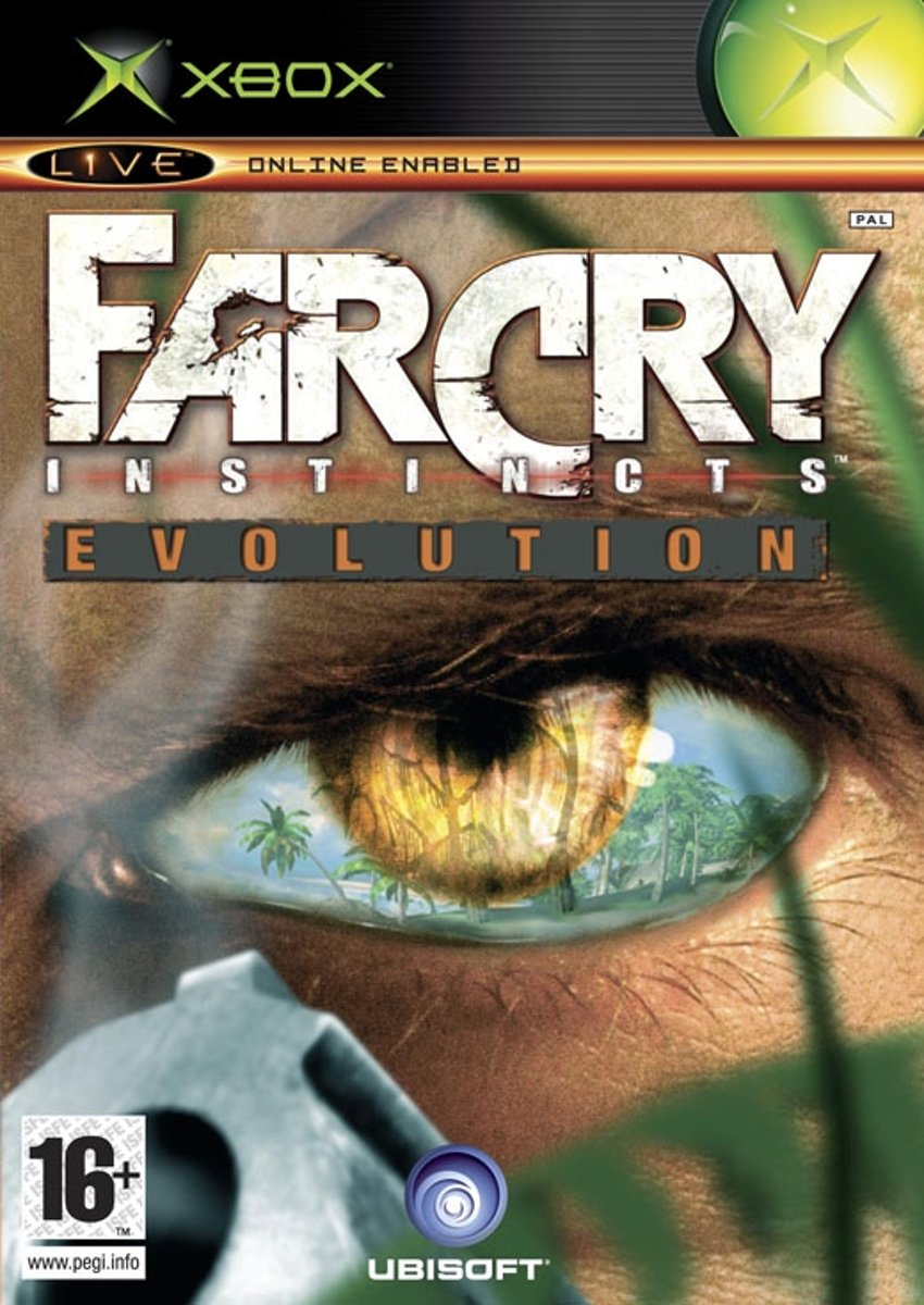 Far Cry Instincts Evolution kopen
