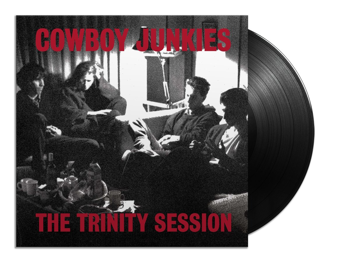 Cowboy Junkies TRINITY SESSION HQ Country Vinyl kopen
