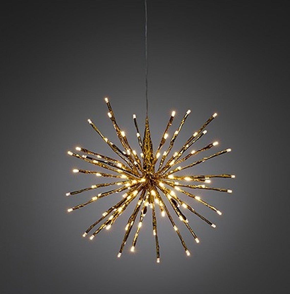 Konstsmide 2896-803 Geschikt voor gebruik binnen Geschikt voor buitengebruik LED Goud decoratieve verlichting kopen