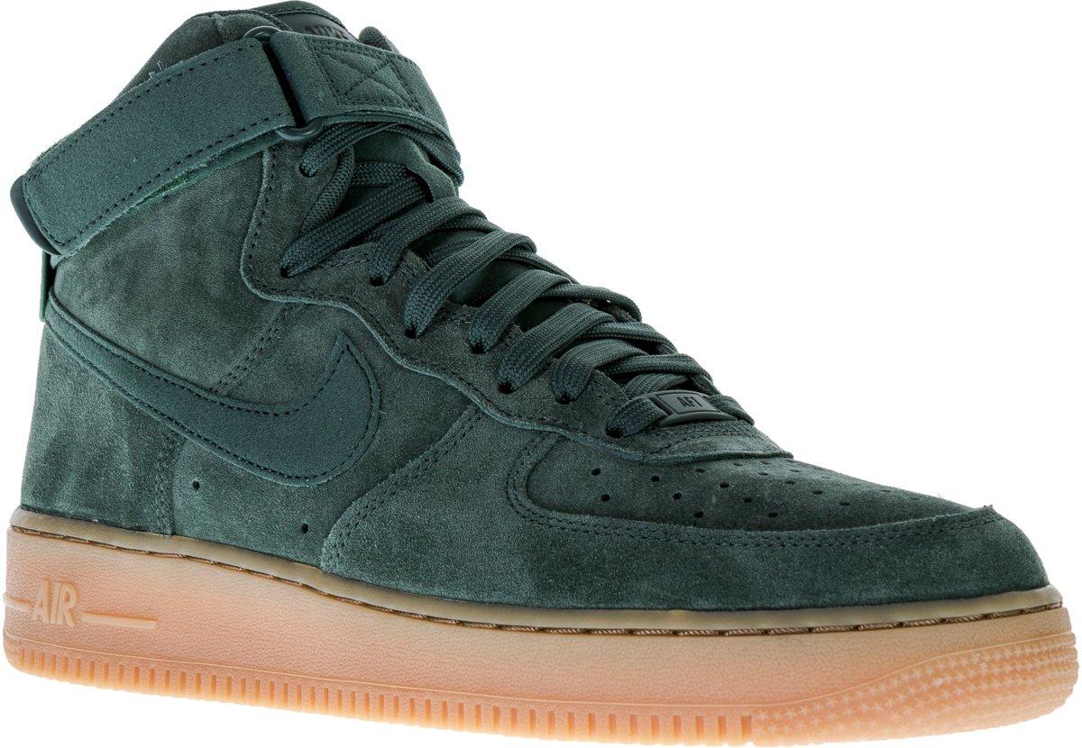 Nike Air Force 1 High '07 LV8 Sneakers Maat 42.5 Mannen groen