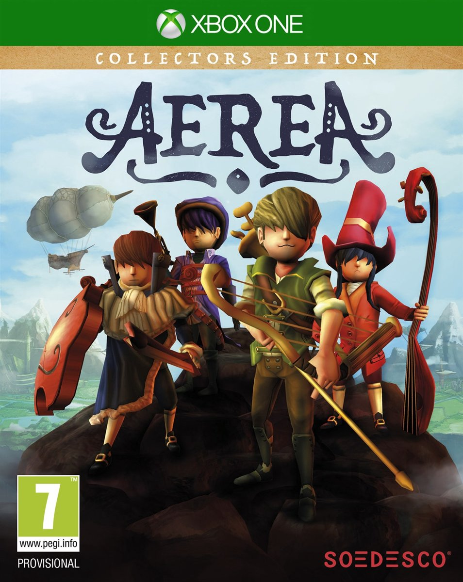 Aerea Collector's Edition Xbox One
