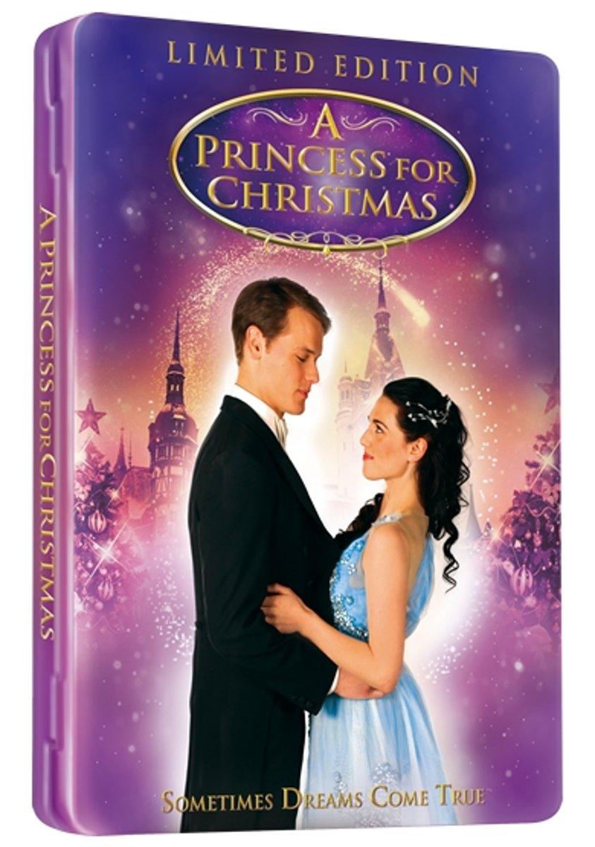 bolcom princess for christmas dvd charlotte salt dvds
