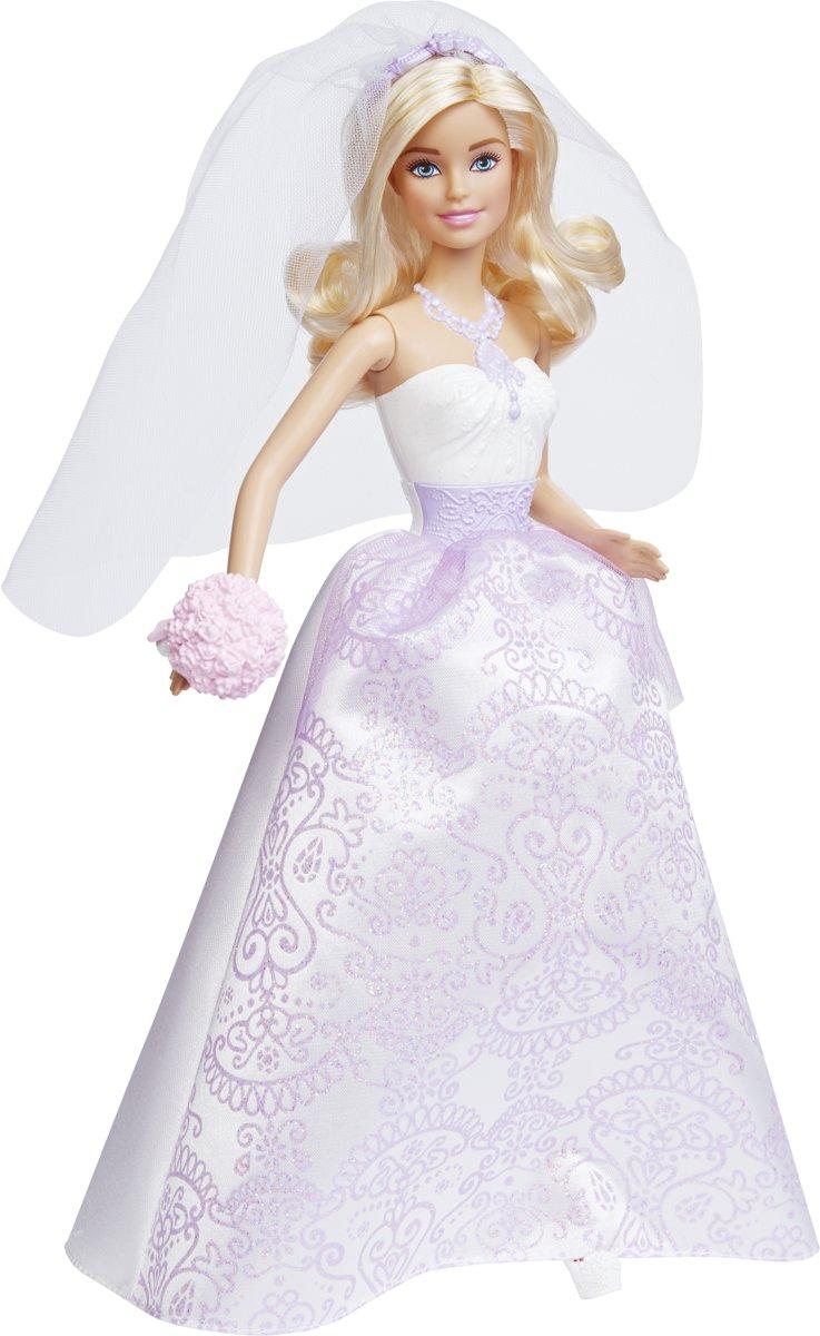 Barbie Bruid - Barbiepop