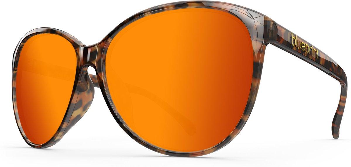 Blueprint Eyewear Aluna // Orange Havana kopen