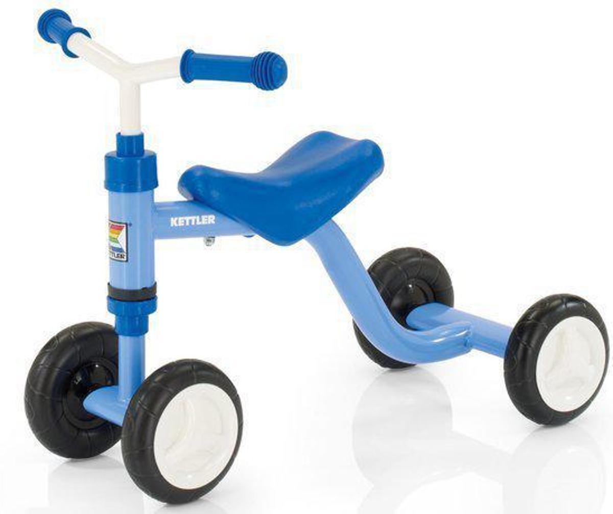Kettler Smoovy - Loopfiets - Blauw