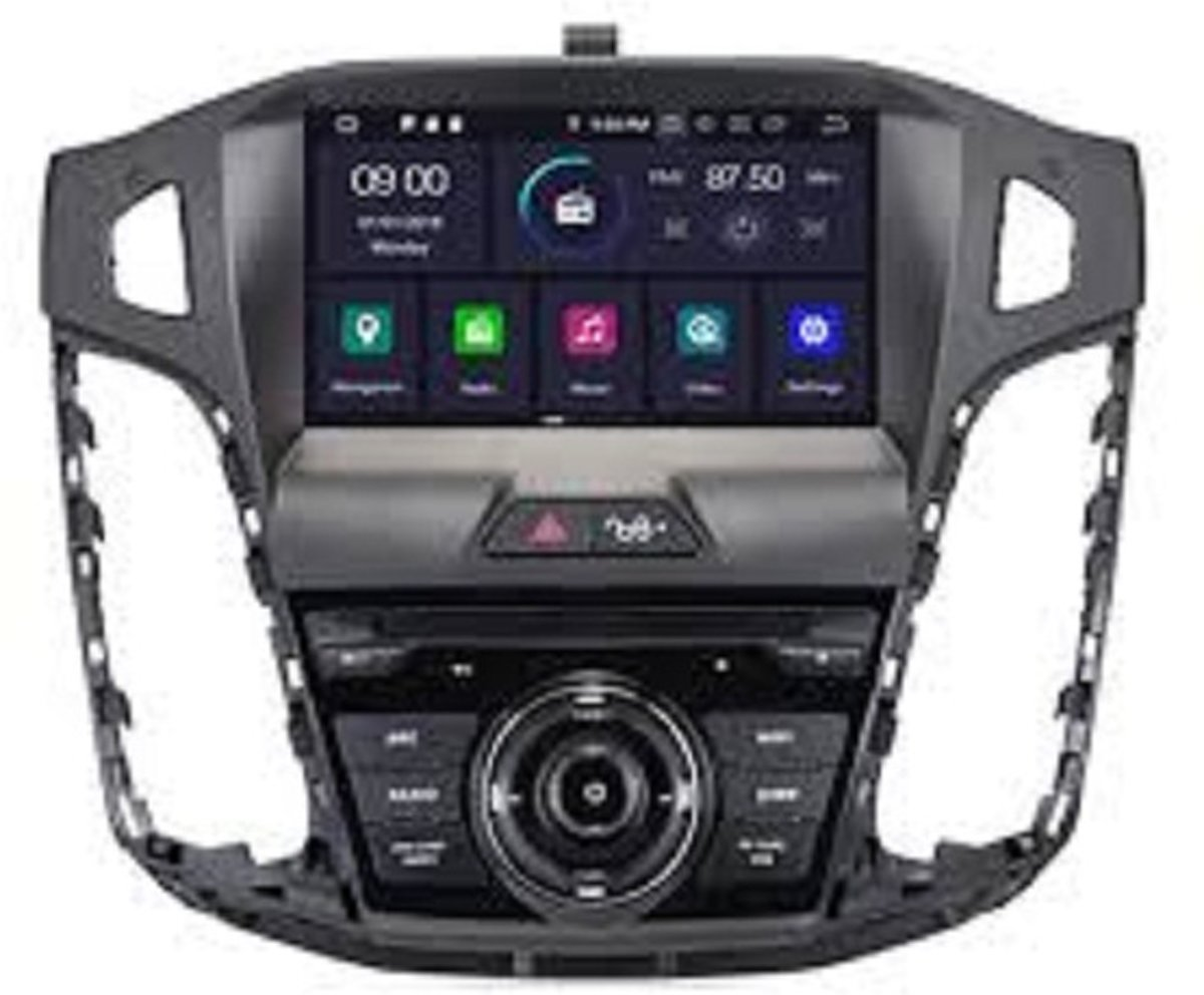RVF5712 Navigatie Ford Focus 2010-2015 dvd carkit android 9 dab+ usb 64GB kopen