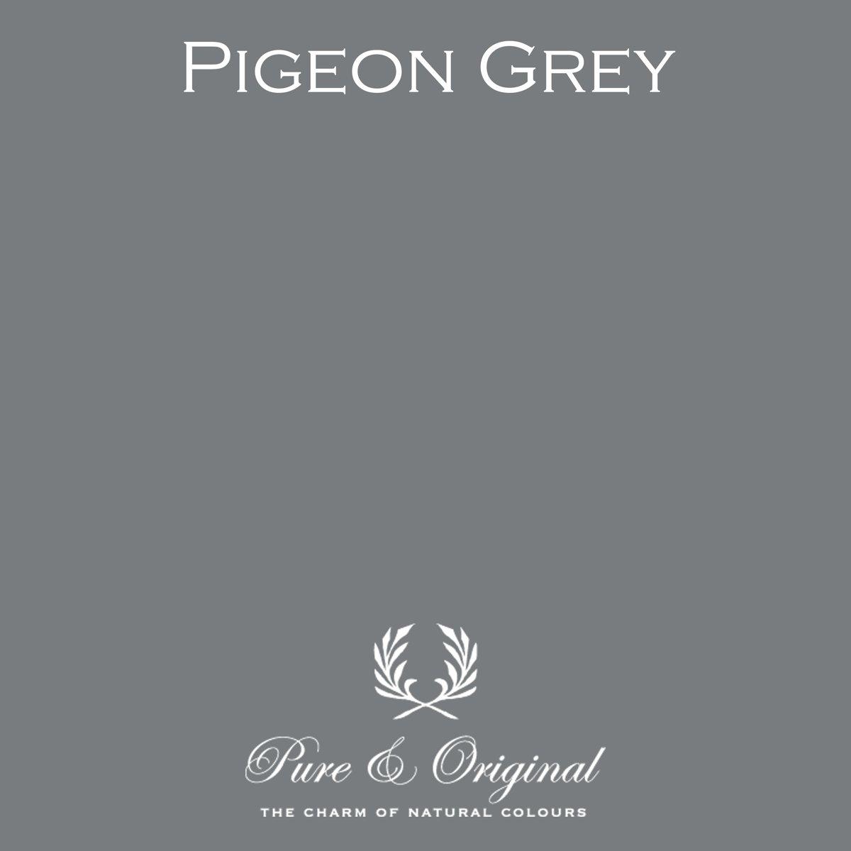 Pure & Original Fresco Kalkverf Pigeon Grey 1 L