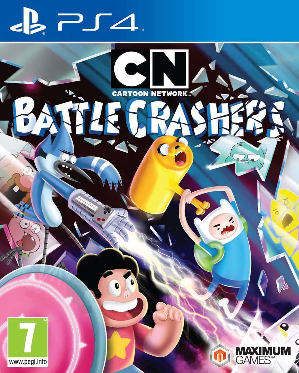 Cartoon Network, Battle Crashers PlayStation 4