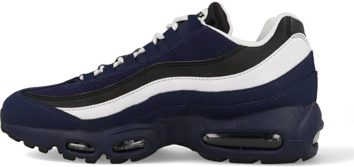 air max 95 blauw wit