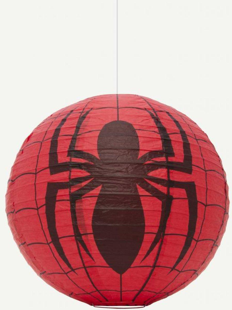 Marvel Spider Man papieren lampenkap kopen