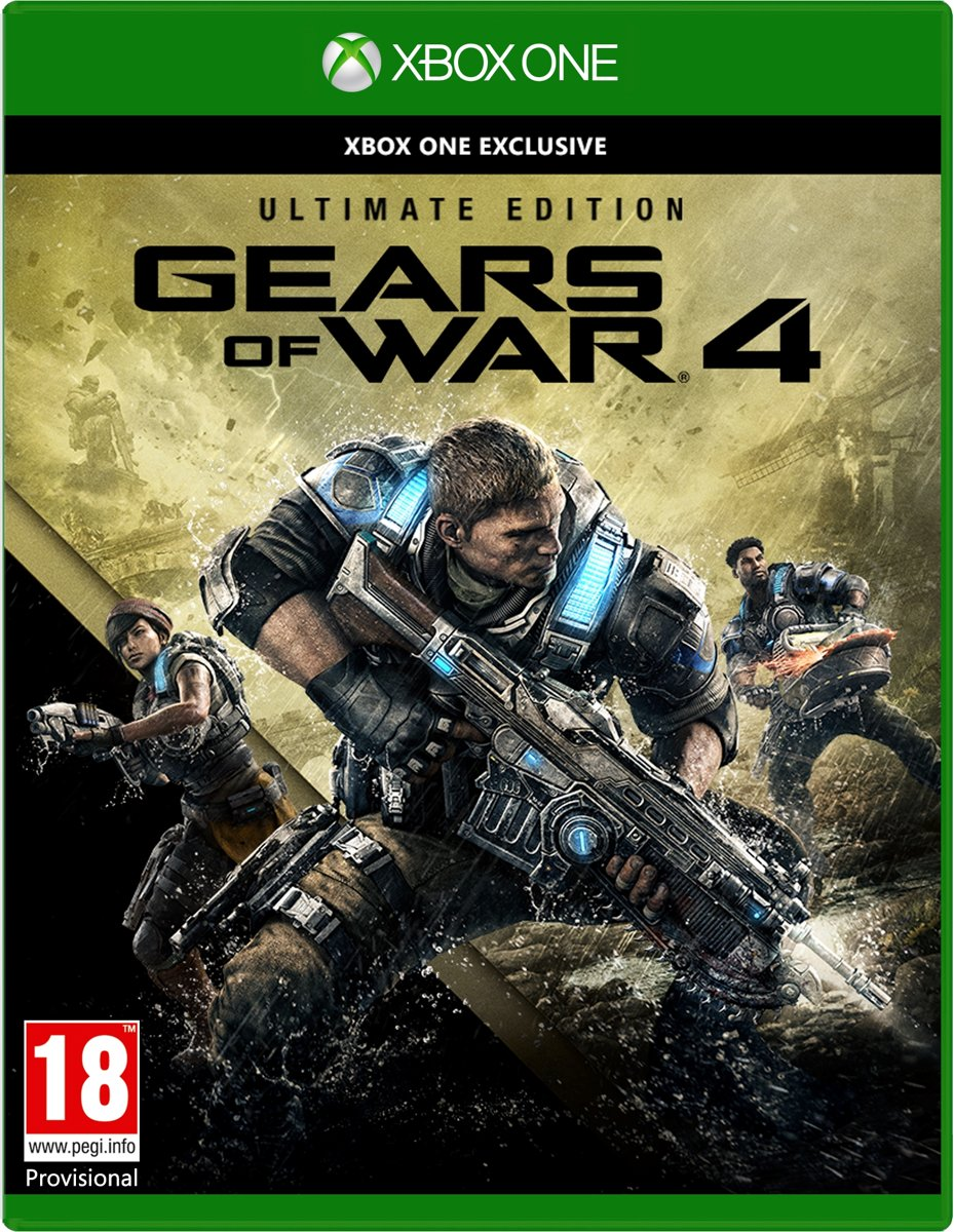 Gears of War 4 - Ultimate Edition Xbox One