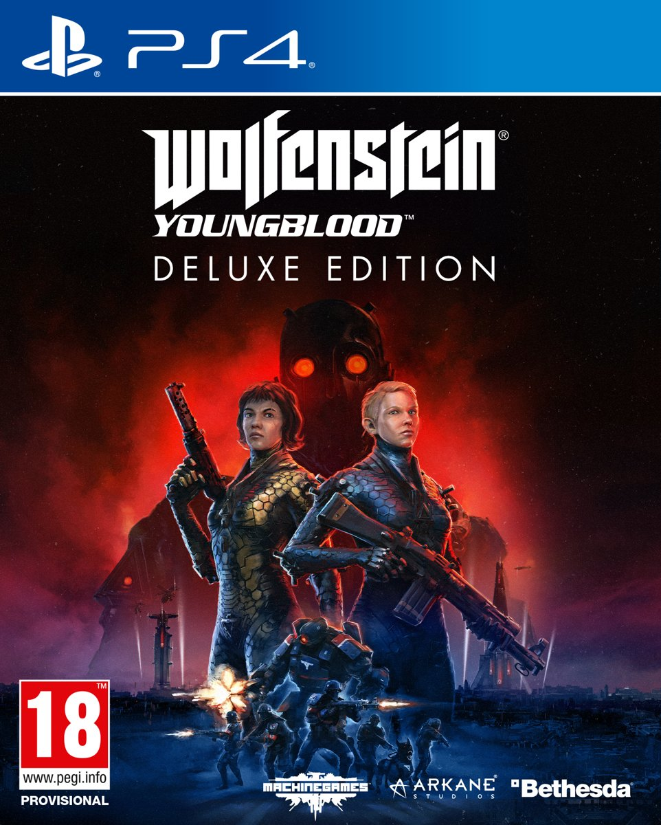 Wolfenstein Youngblood PlayStation 4