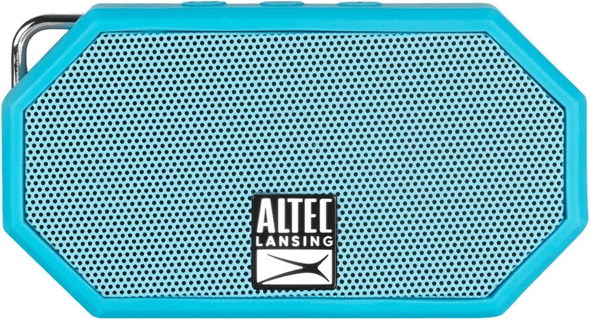 Altec Lansing Mini H2O - Blauw kopen