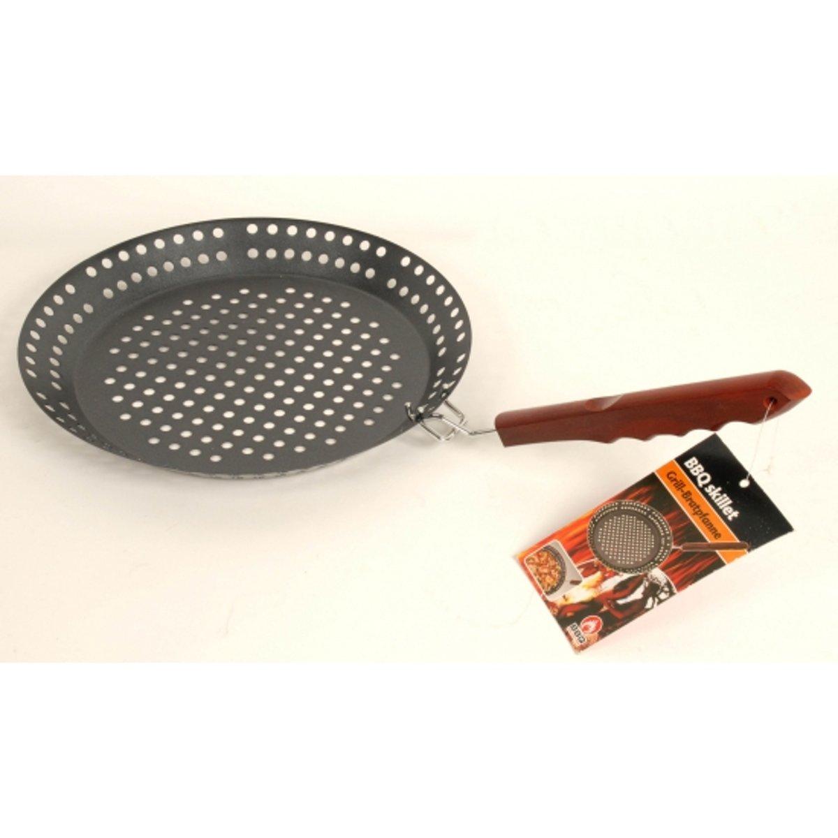 Barbecue pan 32 cm kopen