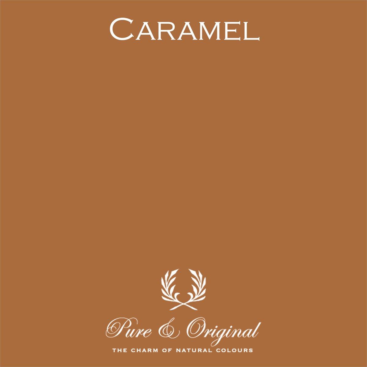 Pure & Original Fresco Kalkverf Caramel 2.5 L