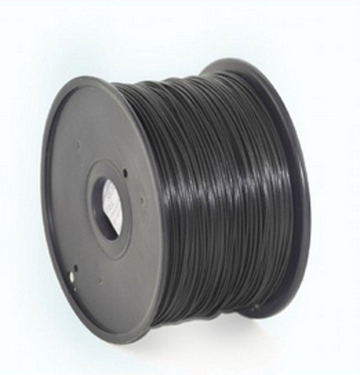 Gembird3 3DP-PLA3-01-BK - Filament PLA, 3 mm, zwart