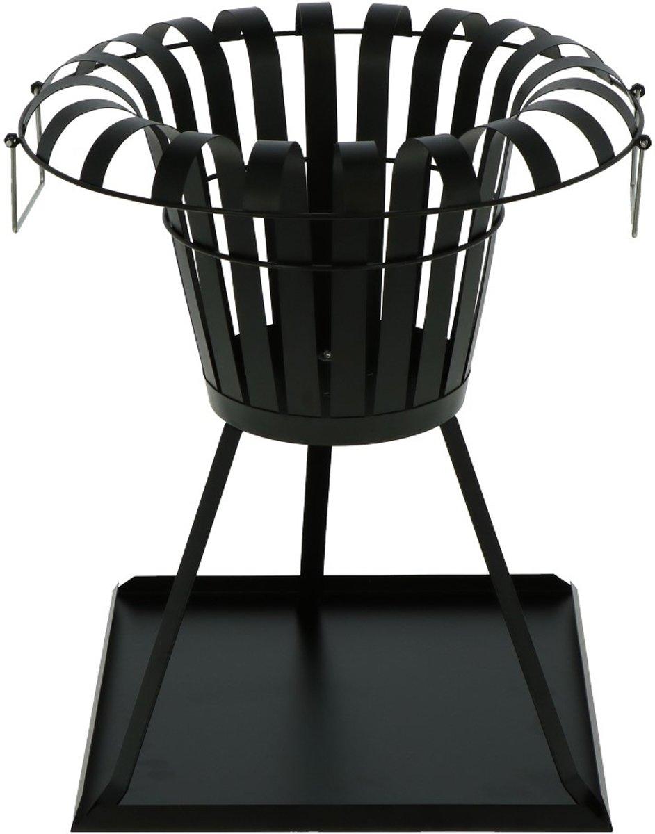 Betaalbaarshoppen Vuurkorf - Zwart