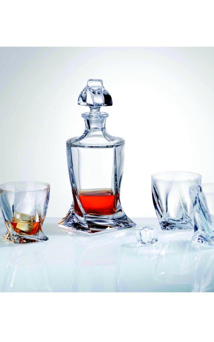 Quadro whisky set 3 delig kopen