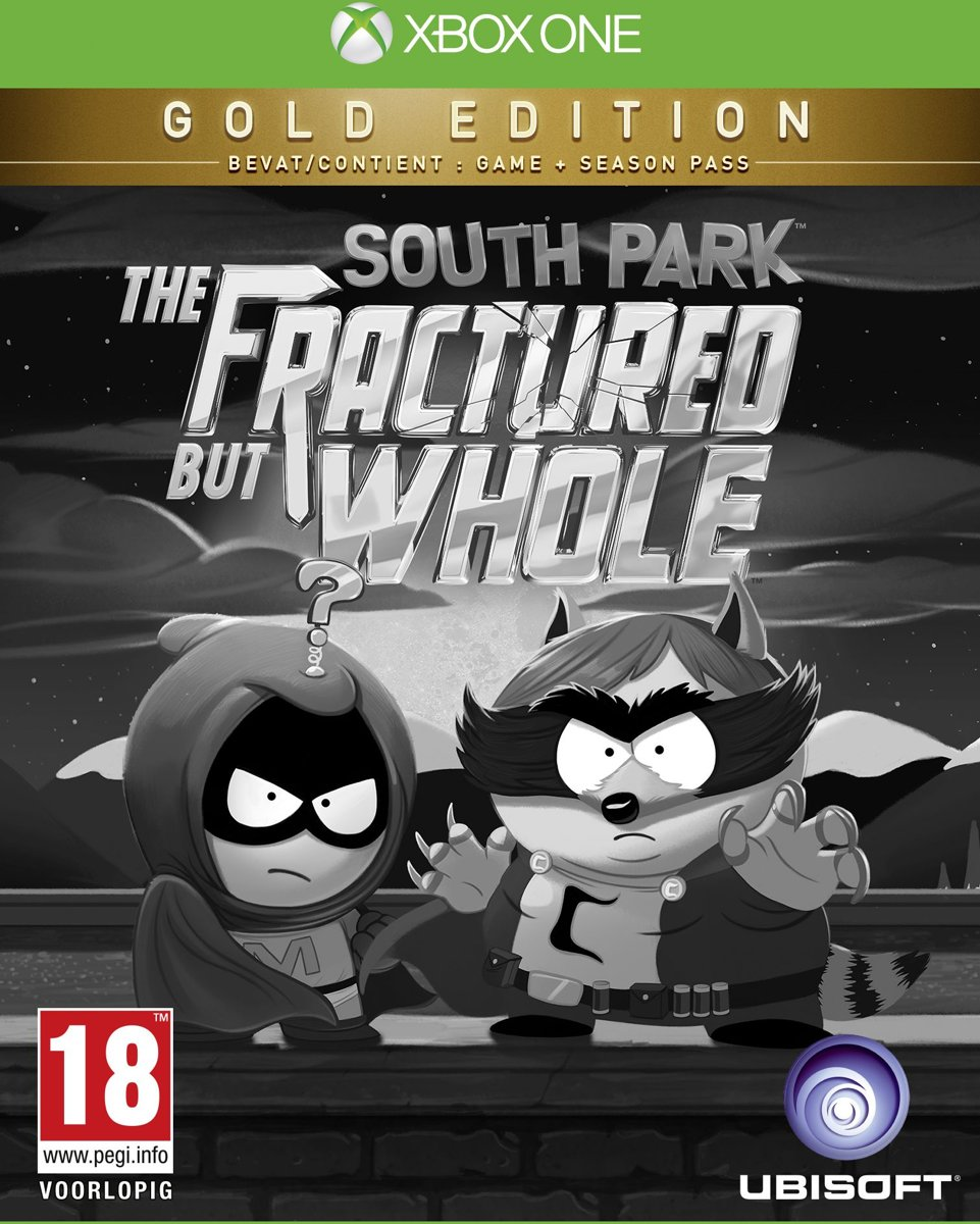 South Park: The Fractured But Whole - Gold Edition Xbox One