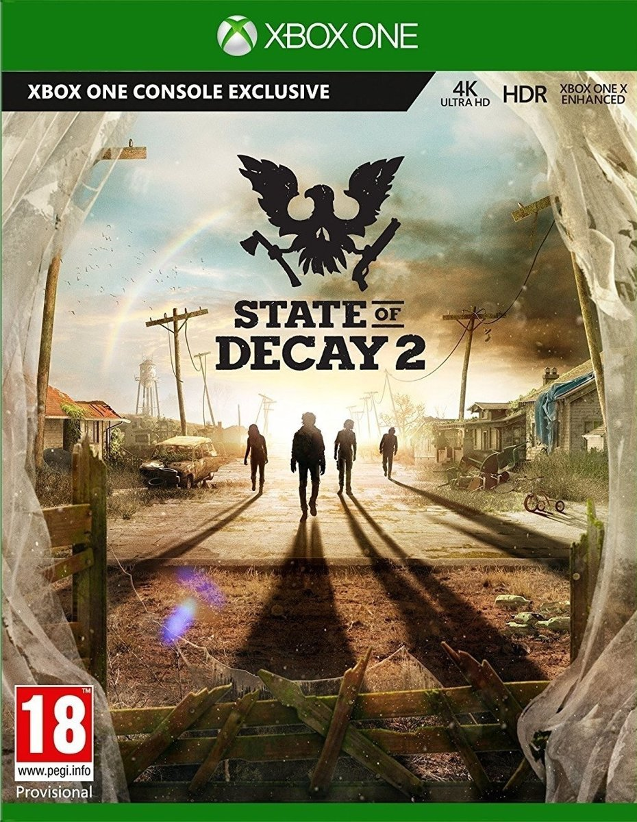 State of Decay 2 - Xbox One voor €17,98