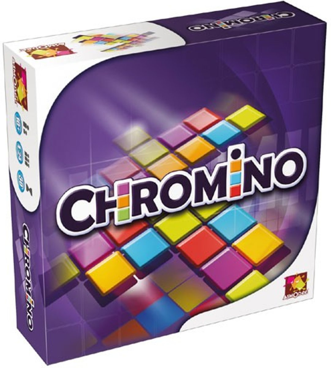 Chromino - De Luxe