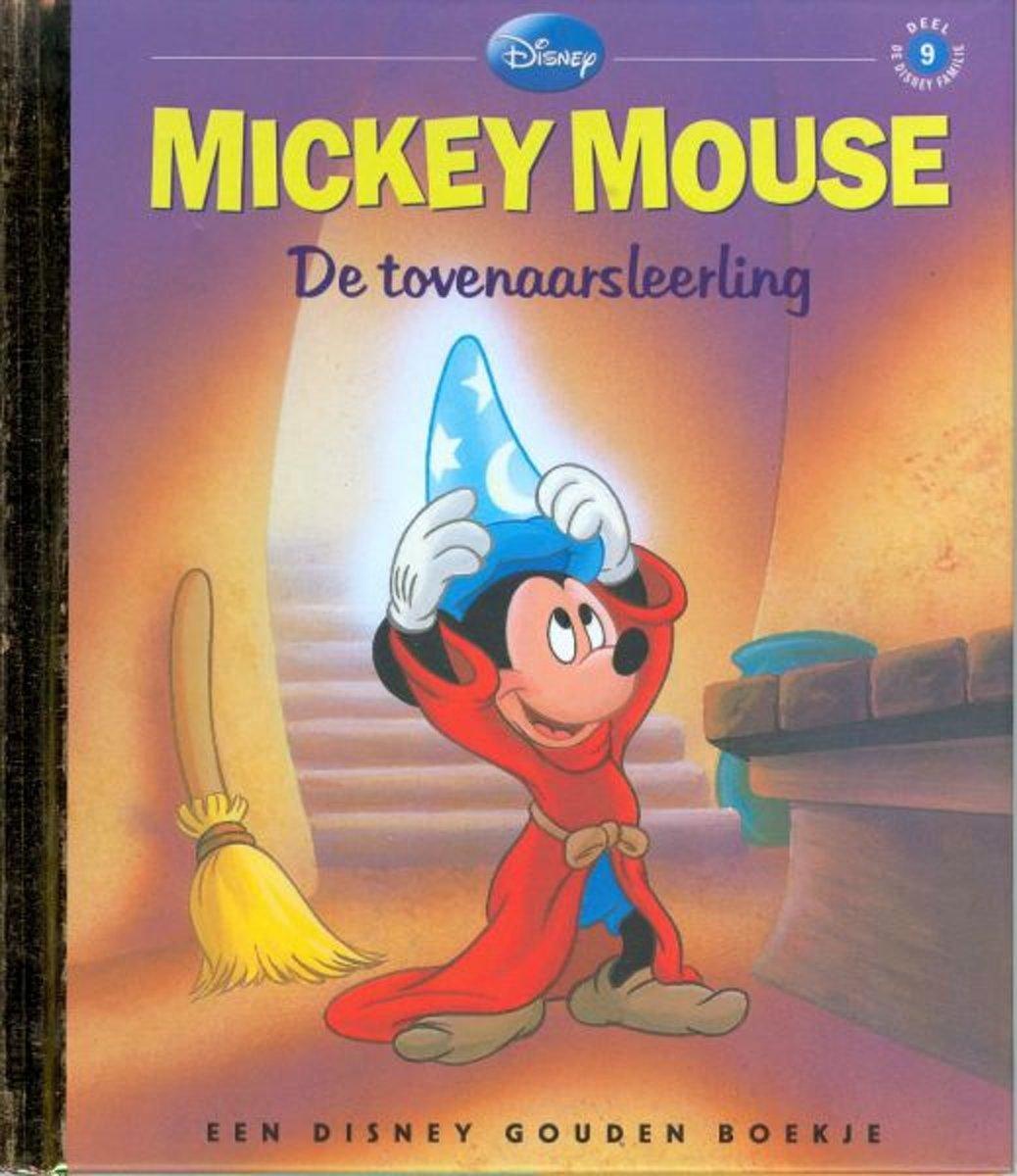 Mickey Mouse de tovenaarsle...