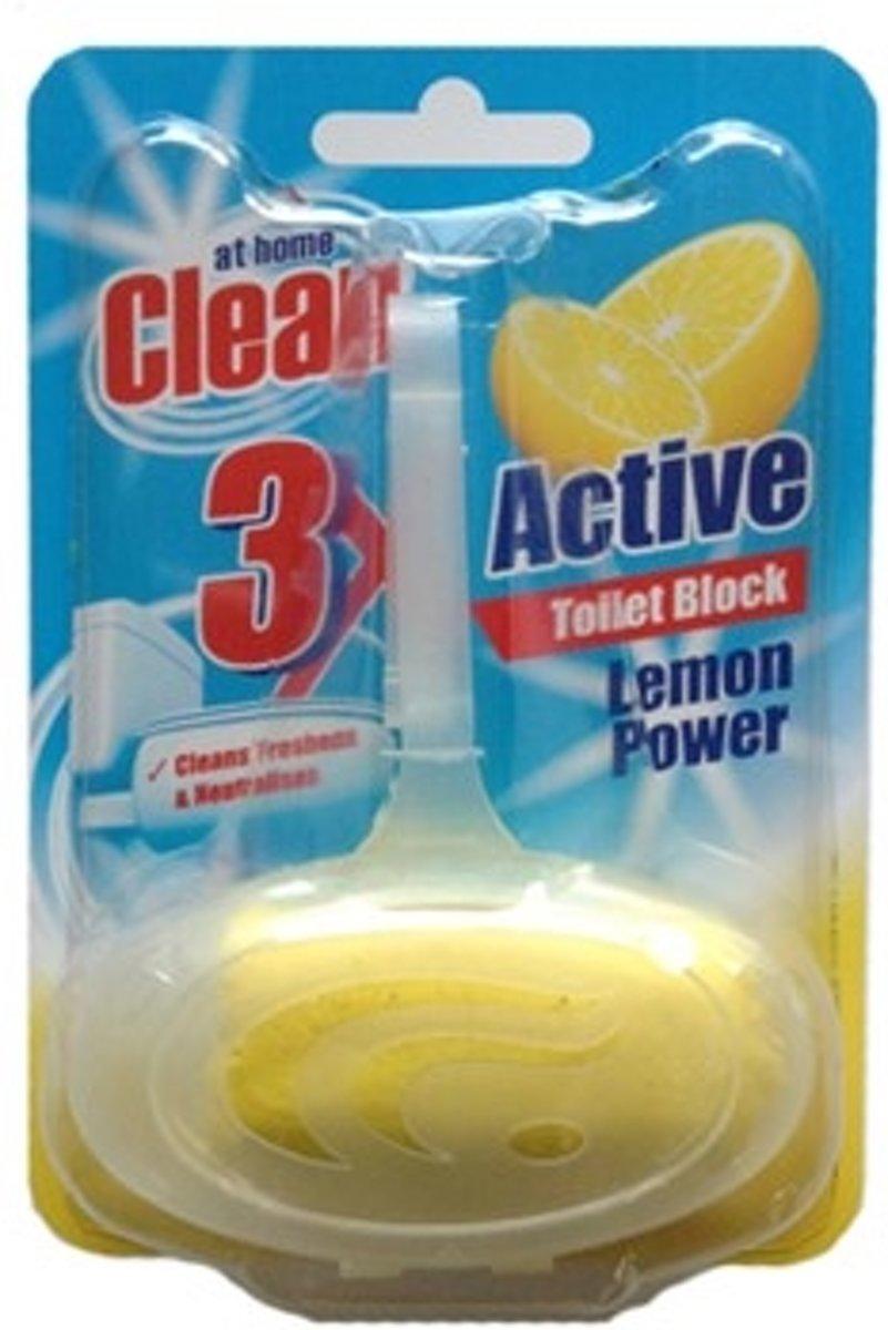 At Home Clean Toiletblok Lemon kopen