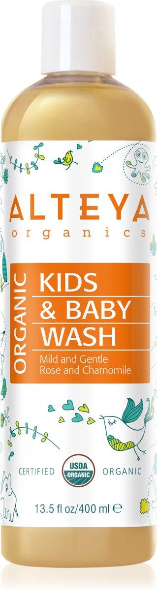 Alteya Organics Baby zeep – Zeer mild – 400 ml (biologisch) kopen