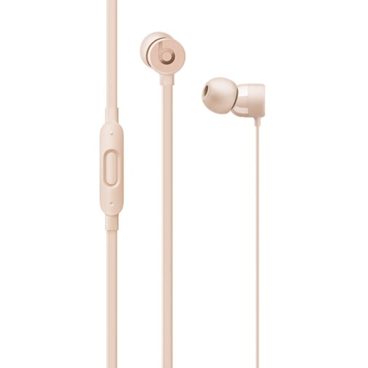 Apple urBeats3 mobiele hoofdtelefoon Stereofonisch In-ear Goud Bedraad kopen