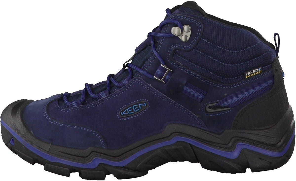 Wanderer Chaussures Vif Milieu Des Hommes Wp - Noir lnhpzS