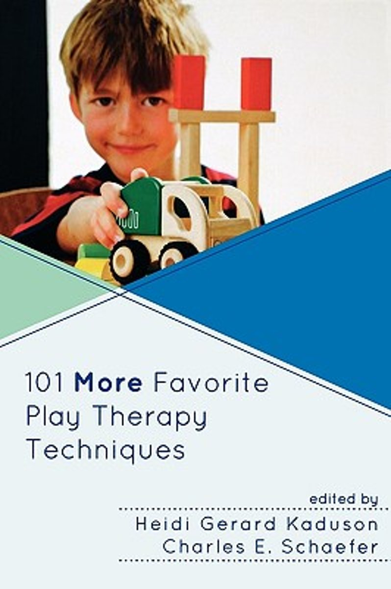 bol.com | 101 More Favorite Play Therapy Techniques, Heidi Kaduson |  9780765708007 | Boeken
