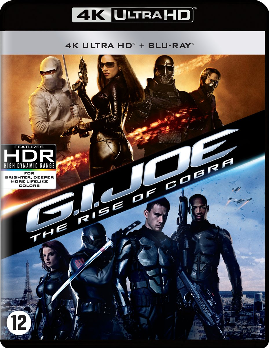 G.I. Joe - The rise of Cobra (4K Ultra Hd Blu-ray)-