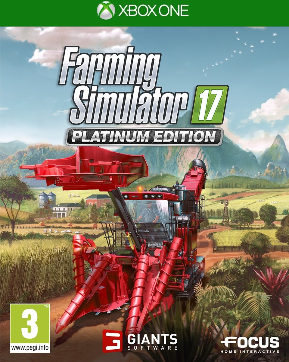 Farming Simulator 17 (Platinum Edition) Xbox One