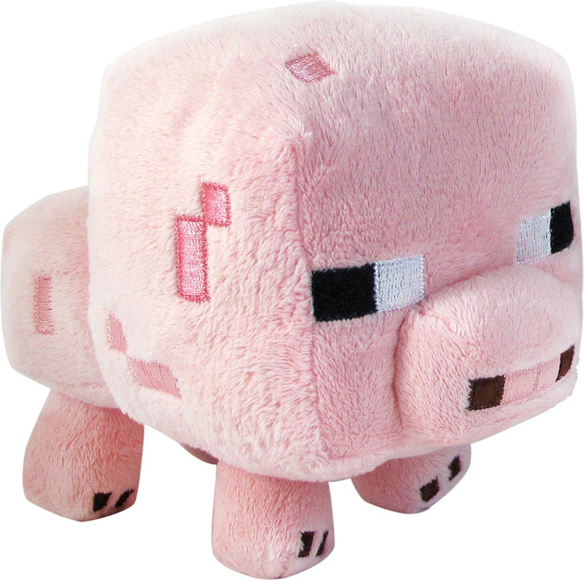 Minecraft Pig Pluche Knuffel