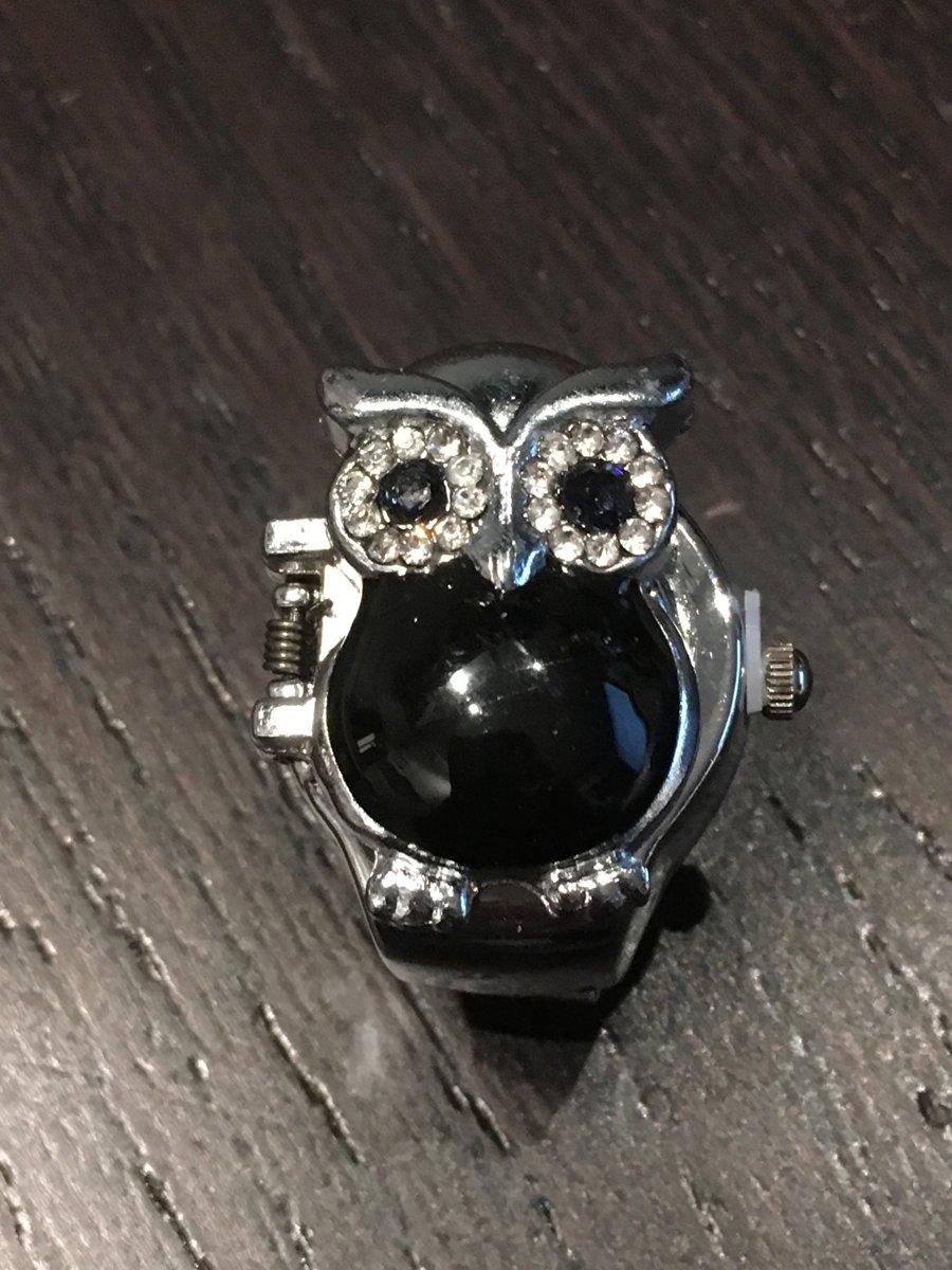 Horlogering 39 uil zwart kopen