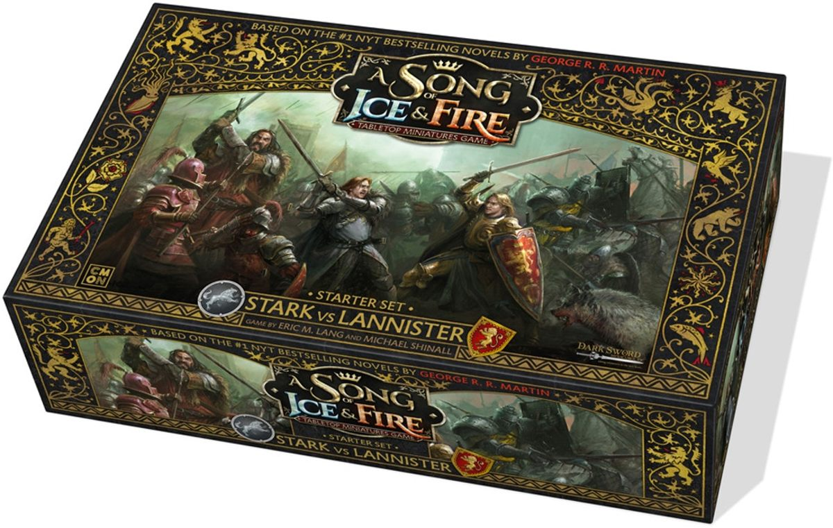 A Song of Ice and Fire: Starter Set