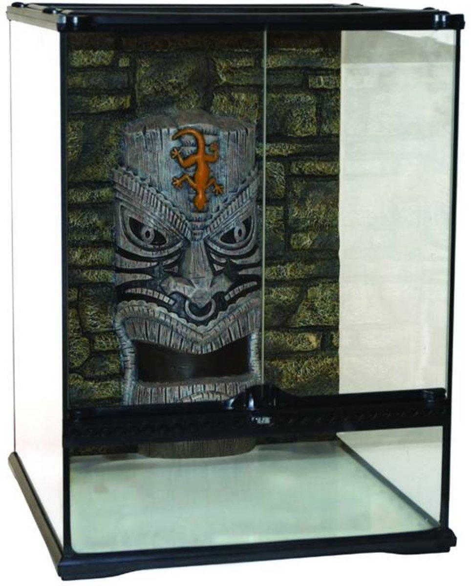 Tiki Terrarium Large: 45 x 45 x 60 cm