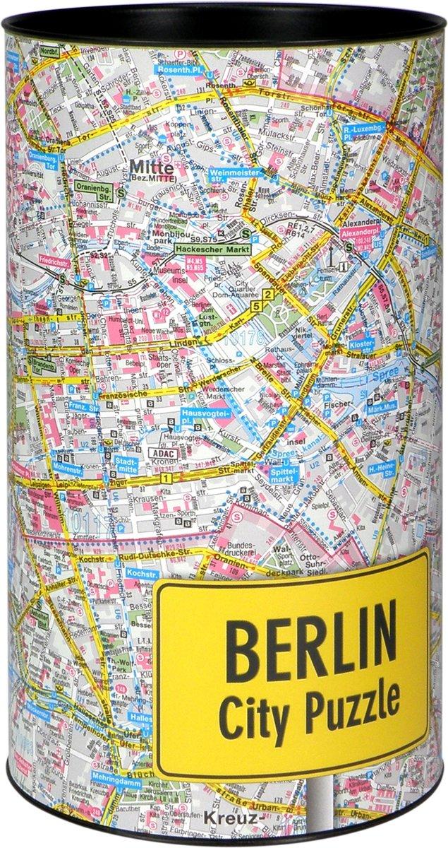 City Puzzle Berlijn - Puzzel - 500 puzzelstukjes