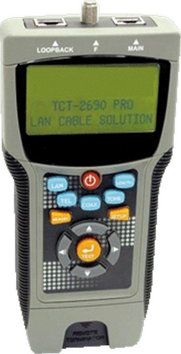 RADI meet-/testapparatuur v/comm.tech, uitv UTP/Coax/FTP kopen