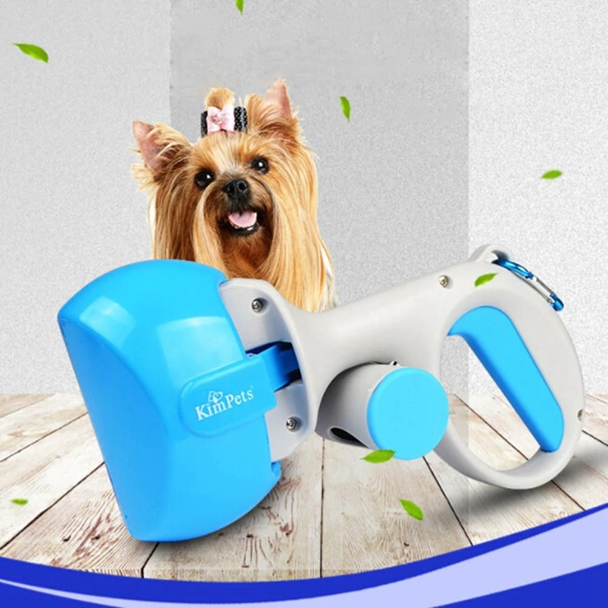 luxe Hondenpoepschep inclusief hondenpoepzakjes houder en 1x hondenpoep zakjes kopen